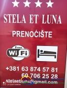 Apartmani ''Stela et Luna''