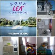 Sobe Lea - sobe na Srebrnom jezeru