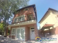 Vila Pantić - vile na Srebrnom Jezeru